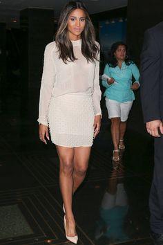 Ciara in Zara