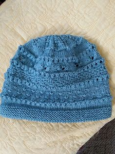 Starry Nights Hat by Angie of Thistledew Fiber Arts - Starry Nights is free until April 16 and will then be $3.00