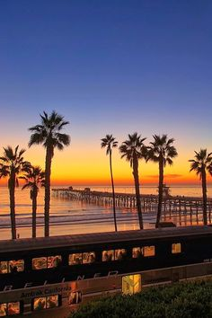 Our wonderful world - California sunset