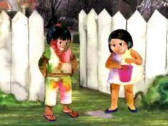 A simple explanation of Holi for kids (Spring Color Celebration)
