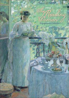 The Reading Woman 2014 Engagement Calendar @Pomegranate Communications, Publisher