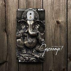 Galaxy Note 3 Case Unique Ganesha Statue - Samsung Galaxy Note 2 Cover - Exclusive 3D Wraps Image design Samsung Galaxy Note 3 Cover!