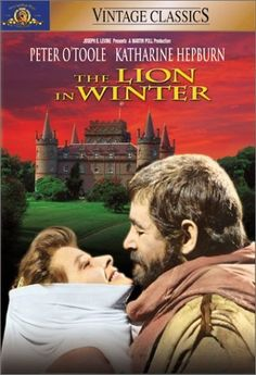 The Lion in Winter DVD ~ Katharine Hepburn, Peter O'Toole, Anthony Hopkins