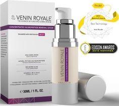 Venin Royale Concentrated Neuropeptide Serum 27 King Cobra Snake Venom Peptides #VeninRoyale