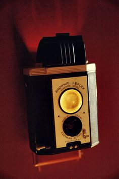 Kodak Brownie Reflex Nightlight. $50.00, via Etsy.