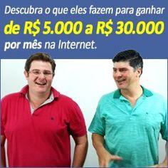 que tal.. trabalhar com produtos Digitais na internet?   Esta é a nova febre  cada produto recebendo comissões entre R$100 , R$200 e até mesmo R$300 POR CADA venda