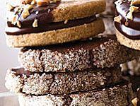 Sugar-Crusted Chocolate Cookies Recipe