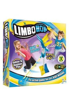 'Limbo Hop' Game