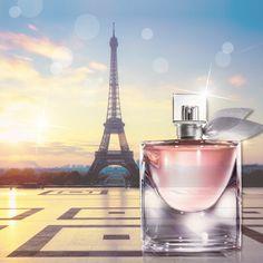 """Lancôme """"La vie est belle"""" - French perfume fragrance / perfume frances #lancome #beauty"""