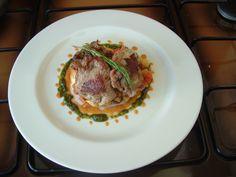 Ratatouille   mignon di vitello in farcia e   gazpacho      <^Z>   <^Z>    Gino D'Aquino