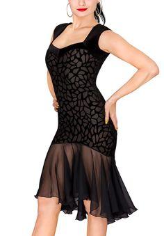 DSI Carmelita Latin Dance Dress | Dancesport Fashion @ DanceShopper.com