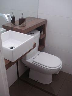 Blog sobre tudo, looks do dia, cabelos, decoração e muito mais! #bathroomdecor