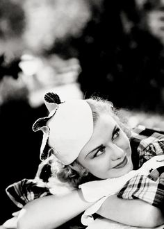 theclutteredclassicattic:  Ginger Rogers in Rafter Romance (1933)