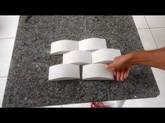 FORMAS DE GESSO 3D - YouTube