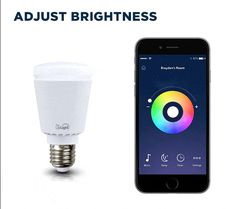 Wish it was easier to wake up in the morning? The UpLight is a 16M color Smart LED that helps you sleep better and wake naturally!