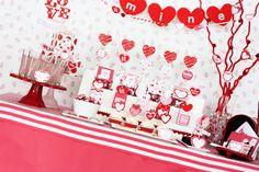 office valentine ideas. Cupid\u0027s Post Office #valentine\u0027s Party! So Cute! Valentine Ideas