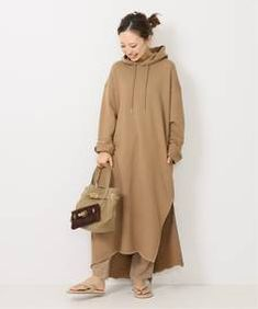 Deuxieme Classe(ドゥーズィエム クラス)のワンピース・ドレス公式通販   WOMEN - BAYCREW'S STORE Long Parka, Athleisure, Cool Style, Duster Coat, High Neck Dress, One Piece, Fashion Outfits, How To Wear, Jackets