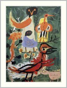Constant Nieuwenhuijs Abstract Expressionism, Abstract Art, Cobra Art, Modern Art Movements, Dutch Painters, Amsterdam, Dutch Artists, Outsider Art, Contemporary Paintings