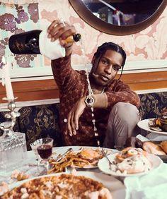 Asap Rocky Wallpaper, Lord Pretty Flacko, Rap Wallpaper, A$ap Rocky, Tyler The Creator, Flower Boys, Baby Daddy, Film Photography, Pretty Boys