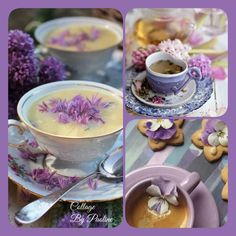 I miei collage by Paoline China Tea Sets, Colour Board, Tea Cups, App, Tableware, Collages, Boards, Sketch, Lavender