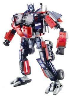 KRE-O Transformers – OPTIMUS WITH TWIN CYCLES