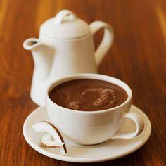 Découvrez la recette du chocolat chaud à l'italienne