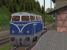 Streckendiesellokomotive ÖBB 2020.01