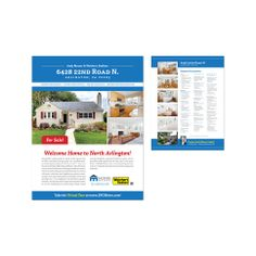FLYER | Client: Musser Real Estate | Responsibilities: Concept & Design | Typeface: FF Tisa
