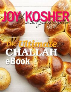 Get a FREE challah ebook and learn everything you ever wanted to know about Challah baking - become an expert.