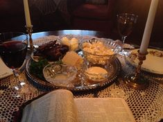 A Simple Family Passover