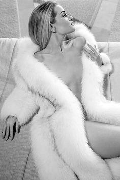 "Rosie Huntington-Whiteley in ""Wet Hot Summer"" by Emma Summerton for Violet Grey Magazine, June 2014."