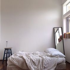 I been thinking like,ok this is my simple bedroom in my dream apartment/homr