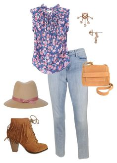 """""""Spring Inspiration"""" by mulberrymusefashion ❤ liked on Polyvore"""