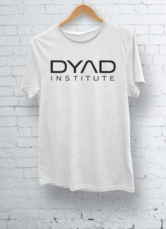 DYAD Institute Orphan Black / Clone Club T by EclecticPressUK, £15.00