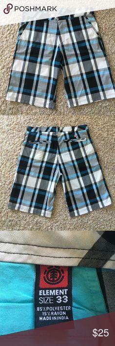 Element Shorts Lightly used Element shorts size 33. Element Shorts Cargo