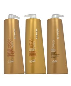 Look what I found on #zulily! K-Pak Color Therapy Shampoo, Conditioner & Intense Hydrator by Joico #zulilyfinds