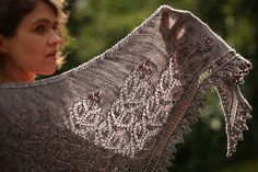 Ravelry: Lustrous pattern by Kristina Vilimaite