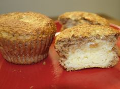 Yeast cakes Dukan Diet Recipe