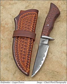 My Cero hunting knives! Logan Pearce Knives