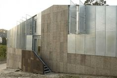 Architizer Blog » Blog Archive » Editor's Pick: Cork House