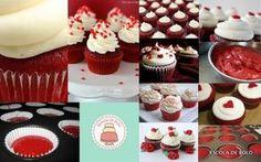 cupcakes red velvet.