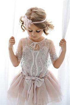 Tutu Du Monde | Enchanted Tutu in Mist | Tutus for Little Girls