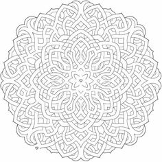 Fancy Celtic Coloring: The Sequel | Fancy, Books and Celtic knots