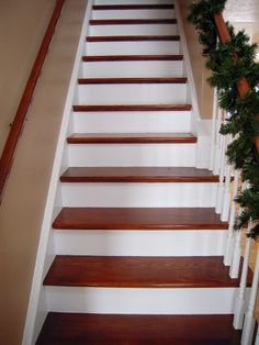Refinishing Stairs After Removing A Runner