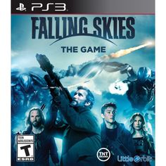 Falling Skies, PlayStation 3, Shooting