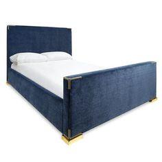 Draper Brass Bed Collection RH Modern BEDS Pinterest
