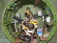b-17 waist gunner - Google Search