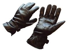 95 Leather Gloves - Grade 1 - British Military Surplus cea539a87798