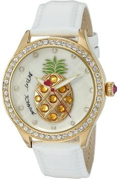 d20cf47b1bbc Betsey Johnson BJ00517-33 - Pineapple. Bring tropical flair to your look  with this