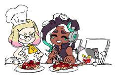 埋め込み Pearl And Marina, Videogames, Nintendo, Sisters, Sleep, Fan Art, Paint, Random, Memes